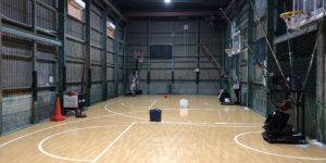 高槻のバスケットボールコートShooting House(枚方・茨木からも至便)