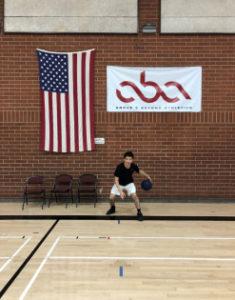 TCBAバスケットボールコーチ(NJコーチ)